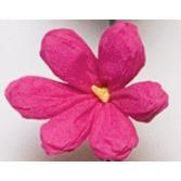 Cinco de Mayo Decorations Cerise Terecita Flower Swag Image
