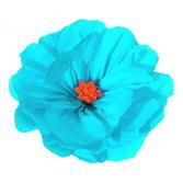 Cinco de Mayo Decorations Rachel's Light Blue Flower Image