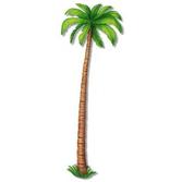 Luau Decorations Palm Tree Cutout Image