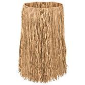 Luau Party Wear Extra Large Raffia Hula Skirt Image