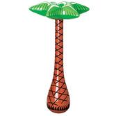 Luau Favors & Prizes Palm Tree Inflate Image