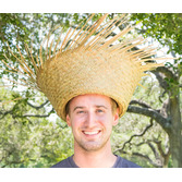 Cinco de Mayo Hats & Headwear Straw Bird's Nest Hat Image