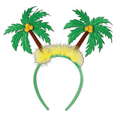 Luau Hats & Headwear Palm Tree Bopper Image