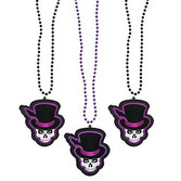 Day of the Dead Party Wear Day of the Dead Beaded Necklace Image