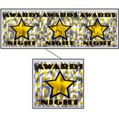 Awards Night & Hollywood Decorations Awards Night Banner Image