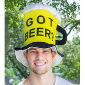 St. Patrick's Day Hats & Headwear Got Beer? Hat Image