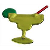 Cinco de Mayo Party Wear Margarita Pin Image