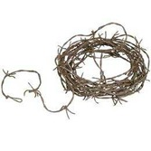 Halloween Decorations Barbed Wire Garland Image