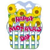 Mother's Day Decorations Happy Mother's Day Sign Image