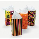 Halloween Gift Bags & Paper Iconic Halloween Bags Image