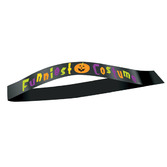 "Halloween Party Wear ""Funniest Costume"" Satin Sash Image"