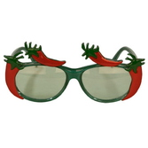 Cinco de Mayo Party Wear Chili Pepper Glasses Image