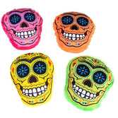 Day of the Dead Favors & Prizes Skull Pillow Image