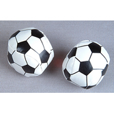 "Sports Favors & Prizes 2"" Soft Soccer Balls Image"