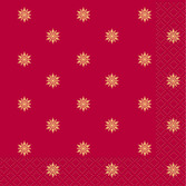 Christmas Table Accessories Starry Tree Beverage Napkins Image
