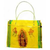 Cinco de Mayo Decorations Virgen de Guadalupe Square Mesh Bag Image