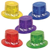 New Years Hats & Headwear New Year Star Topper Asst Image