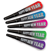 New Years Favors & Prizes New Year Resolution Horns Image