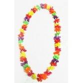 Cinco de Mayo Party Wear Colorful Small Petals Lei Image