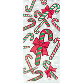 Christmas Gift Bags & Paper Candy Cane Cello Bags Image