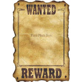 Western Decorations Western Wanted Sign Image