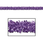 Decorations Purple Festoon Garland Image