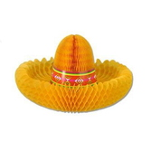 Cinco de Mayo Decorations Fiesta Hat Centerpiece Image