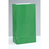St. Patrick's Day Gift Bags & Paper Green Paper Sacks  Image