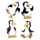 Winter Wonderland Decorations Penguin Cutouts Image