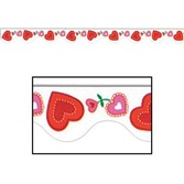 Valentine's Day Decorations Valentine Border Trim Image