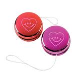 Valentine's Day Favors & Prizes Valentine's Metallic YoYos Image