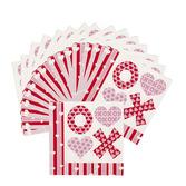 Valentine's Day Table Accessories Valentine's Day Beverage Napkins Image