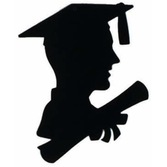 Graduation Decorations Boy Graduate Cutout Image