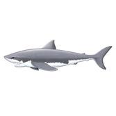 Luau Decorations Jointed Shark Image