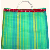 Cinco de Mayo Decorations Medium Striped Mesh Bag Image