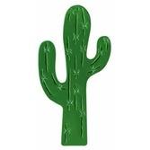 Western Decorations Cactus Cutout Image