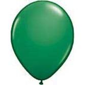 Balloons 3' Green Latex Balloon Image