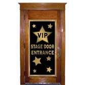 Awards Night & Hollywood Decorations VIP Stage Door Entrance Image