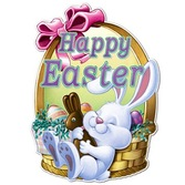 Easter Decorations Easter Sign Image