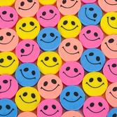 Favors & Prizes Mini Smile Erasers Image