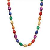 Cinco de Mayo Party Wear Pineapple Bead Necklace Image