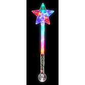 Fiesta Glow Lights Star Magic Ball Wand Image