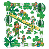 St. Patrick's Day Decorations St. Patricks Day Decorating Kit Image