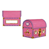 Birthday Party Decorations Princess Treasure Chest Image