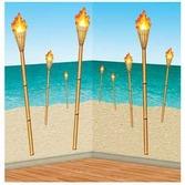Luau Decorations Tiki Torch Props Image