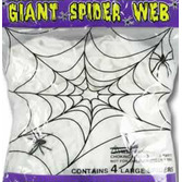 Halloween Decorations Spider Webbing Image