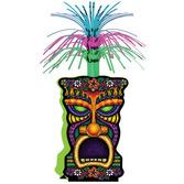 Luau Decorations Tiki Centerpiece Image