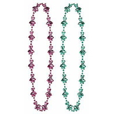 Easter Party Wear Bunny Bead Necklaces Image