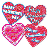 Valentine's Day Decorations Valentine Heart Cutouts Image
