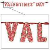 Valentine's Day Decorations Valentine's Day Streamer Image